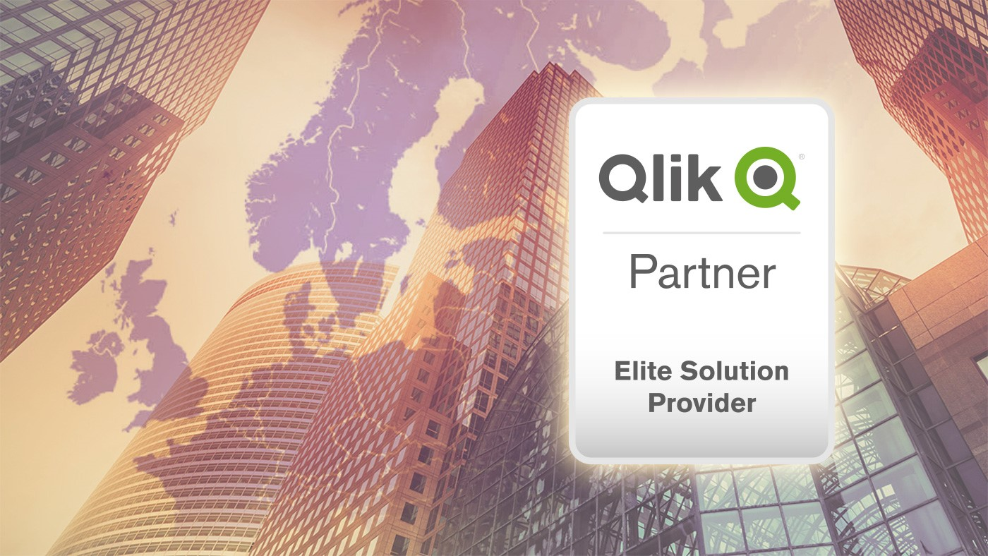 Climber now Qlik Elite Enterprise Partner across Europe