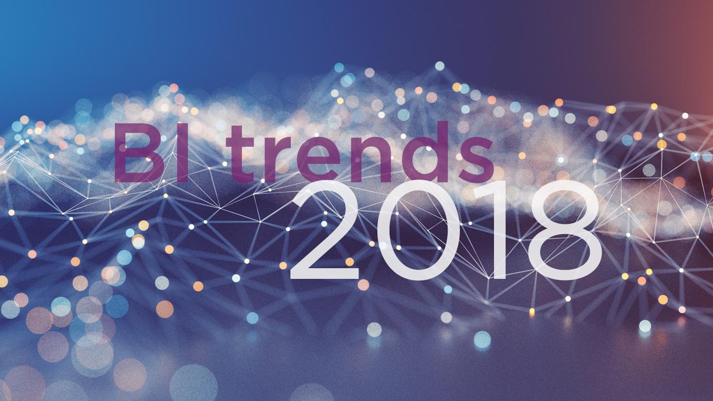 BI trends 2018