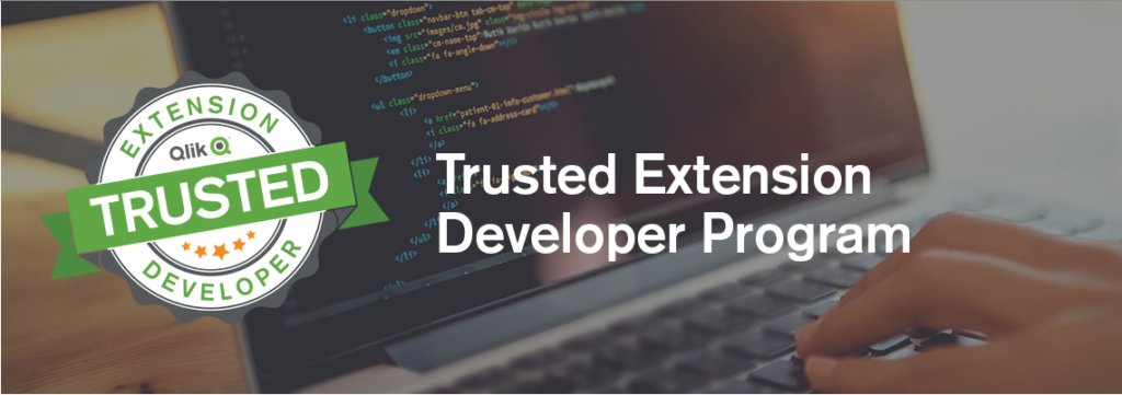 Qlik launches Trusted Extension Developer Program