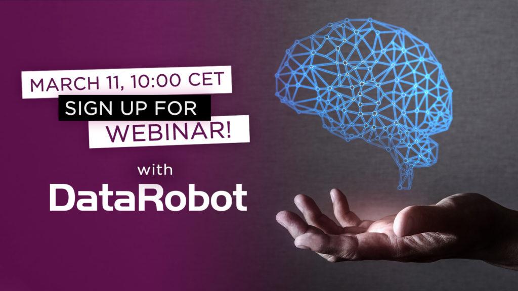 Predictive Analytics Webinar with DataRobot and Qlik