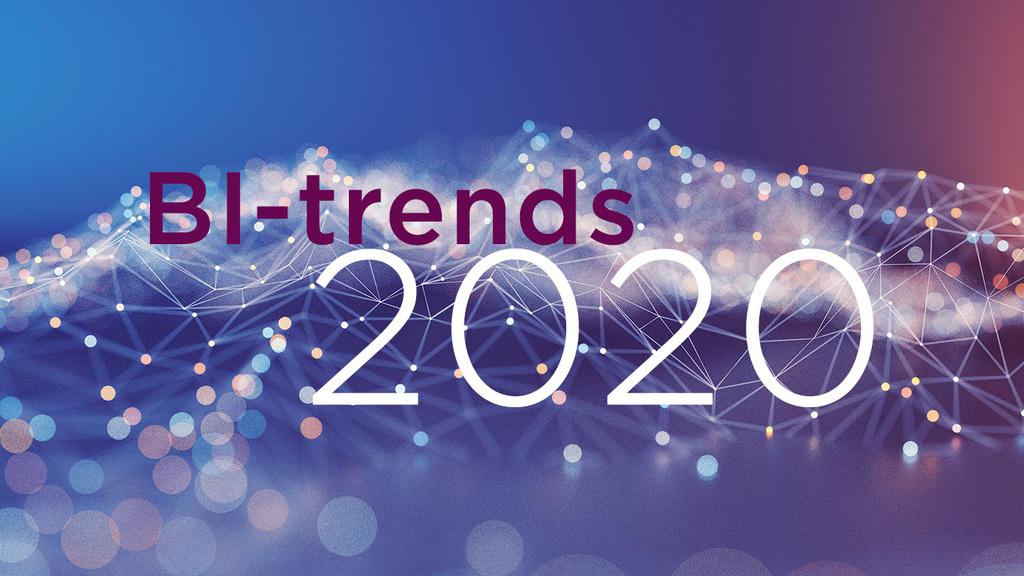 De echte Business Intelligence trends opgespoord en beschreven
