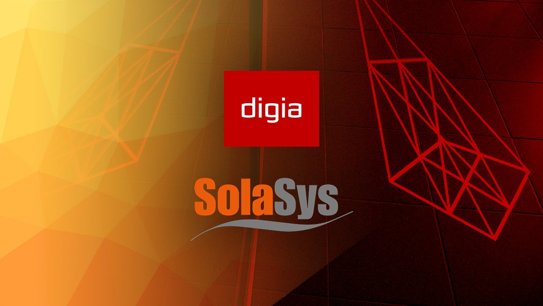 Solasys becomes part of Digia